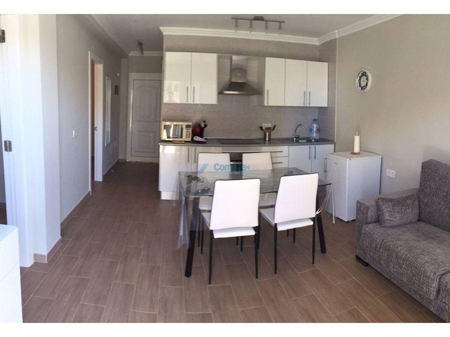 maravilloso apartamento reformado en alquiler en torviscas bajo adeje