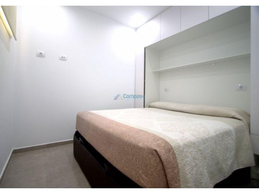 apartamento de un dormitorio en mareverde torviscas bajo adeje