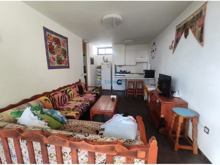 apartamento de un dormitorio en san eugenio adeje