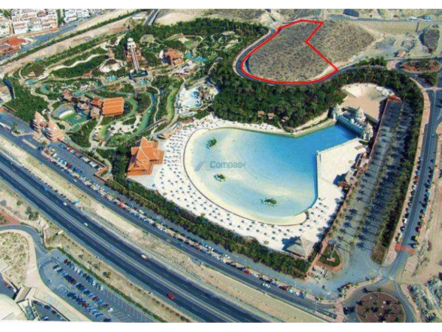 villas de lujo en construccion zona siam park costa adeje