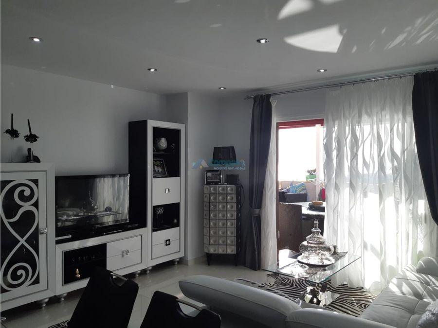 apartamento de dos dormitorios en torviscas alto adeje