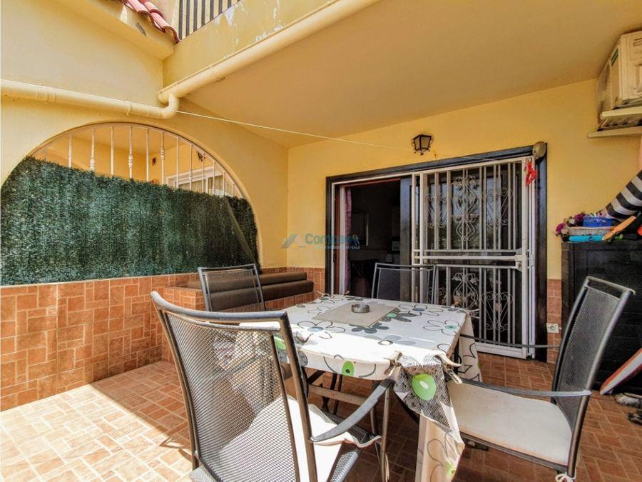 apartamento de un dormitorio sito en mareverde torviscas bajo