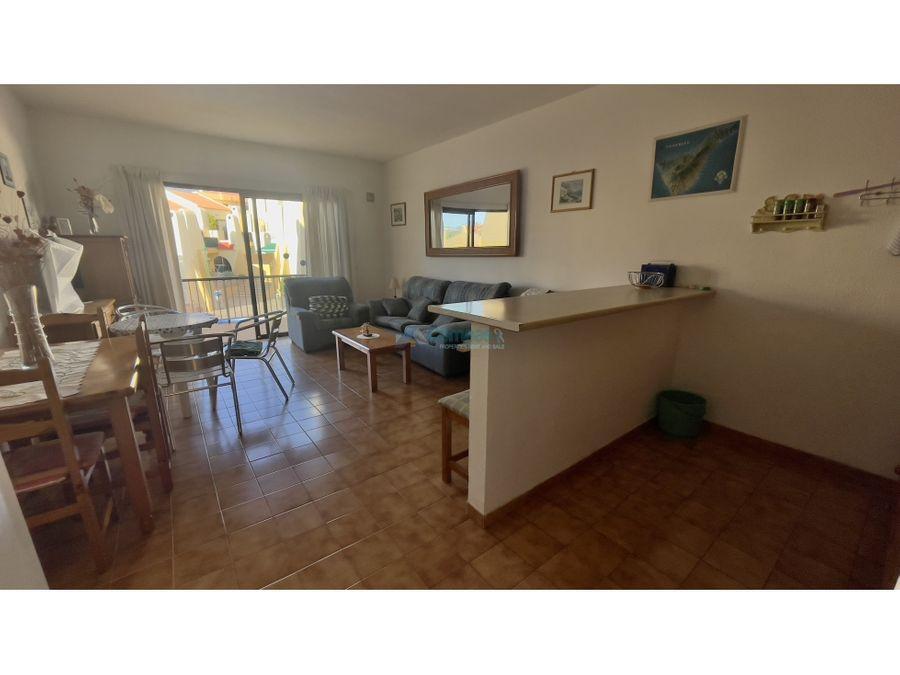 se vende apartamento en complejo mareverde torviscas bajo adeje