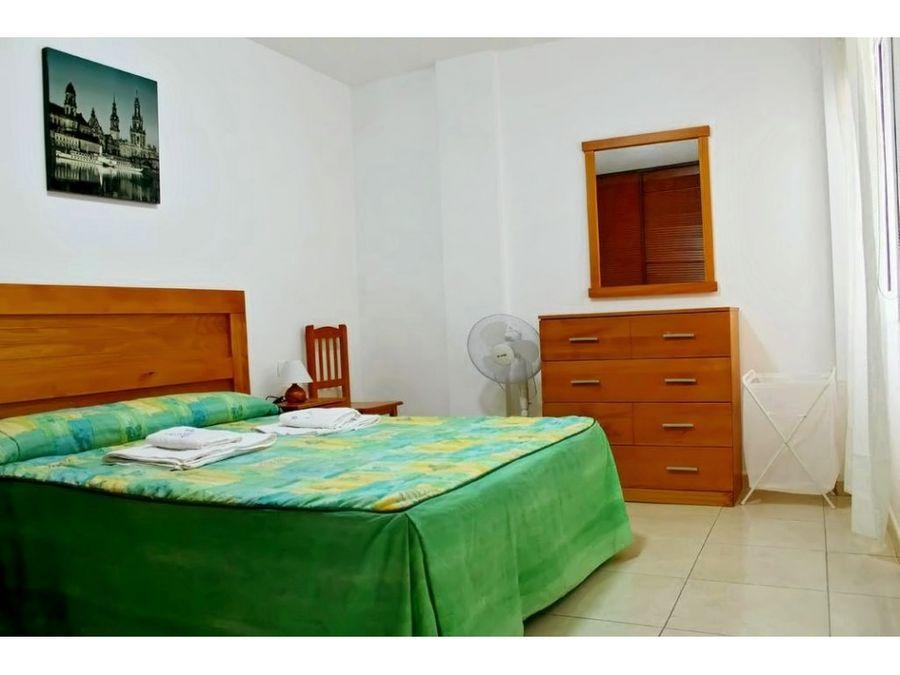 espacioso apartamento de dos dormitorios en los abrigos