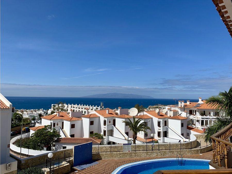 panoramico apartamento ubicado en san eugenio alto costa adeje