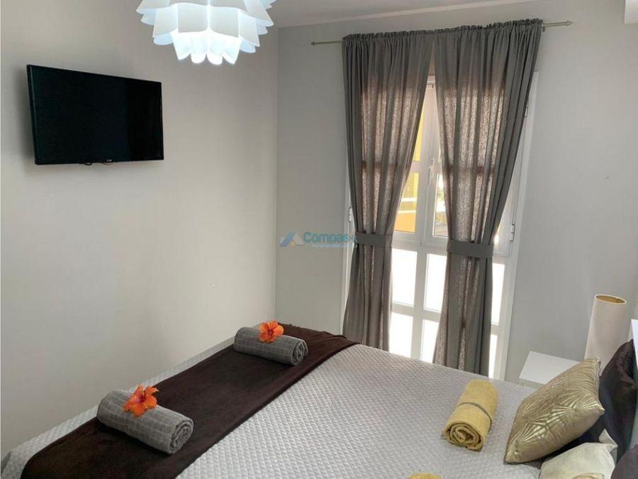 apartamento de un dormitorio en san eugenio