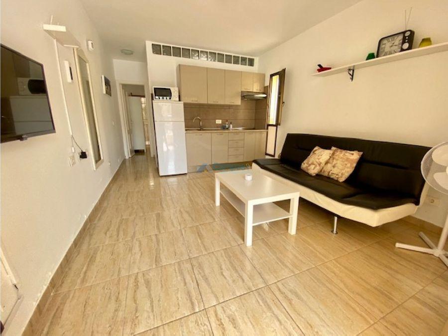 apartamento en mareverde torviscas bajo adeje
