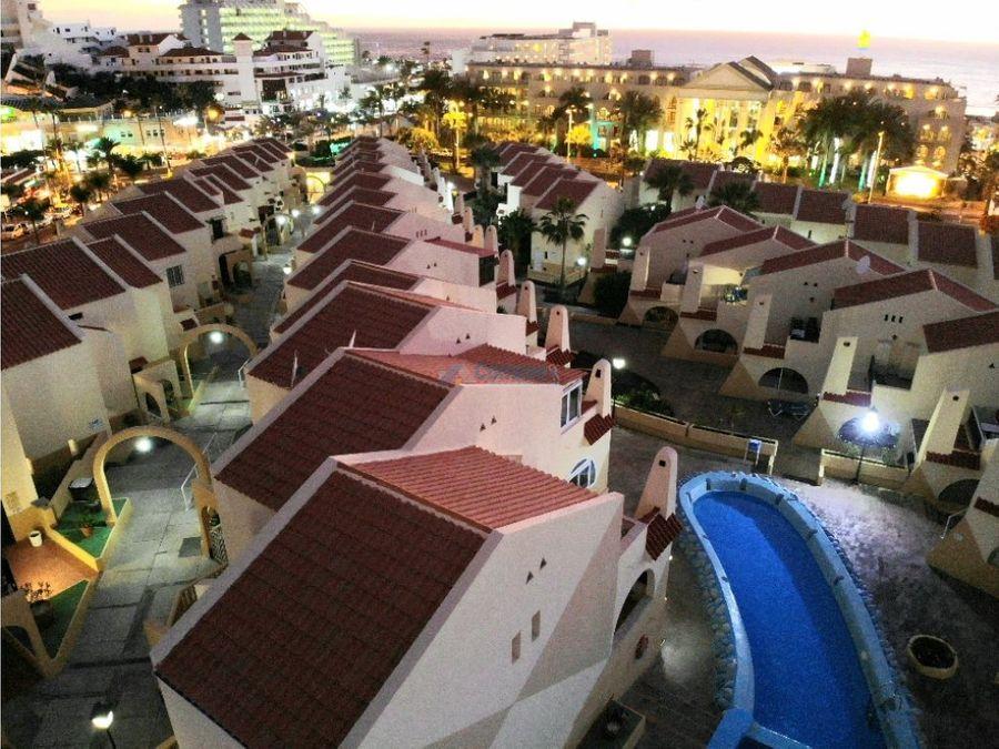 duplex de tres dormitorios en mareverde torviscas bajo adeje