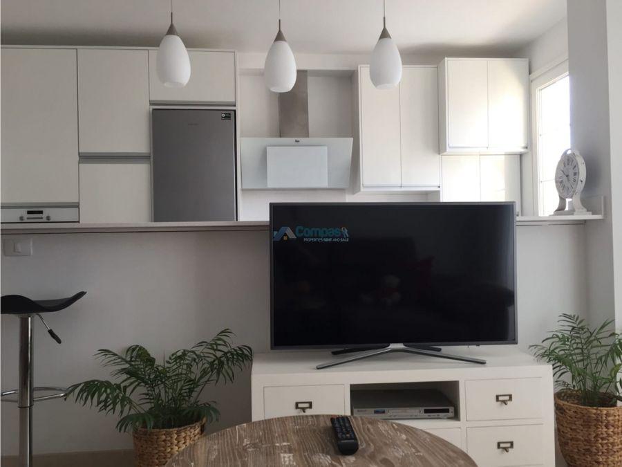 luminoso apartamento de dos dormitorios en tijoco bajo adeje