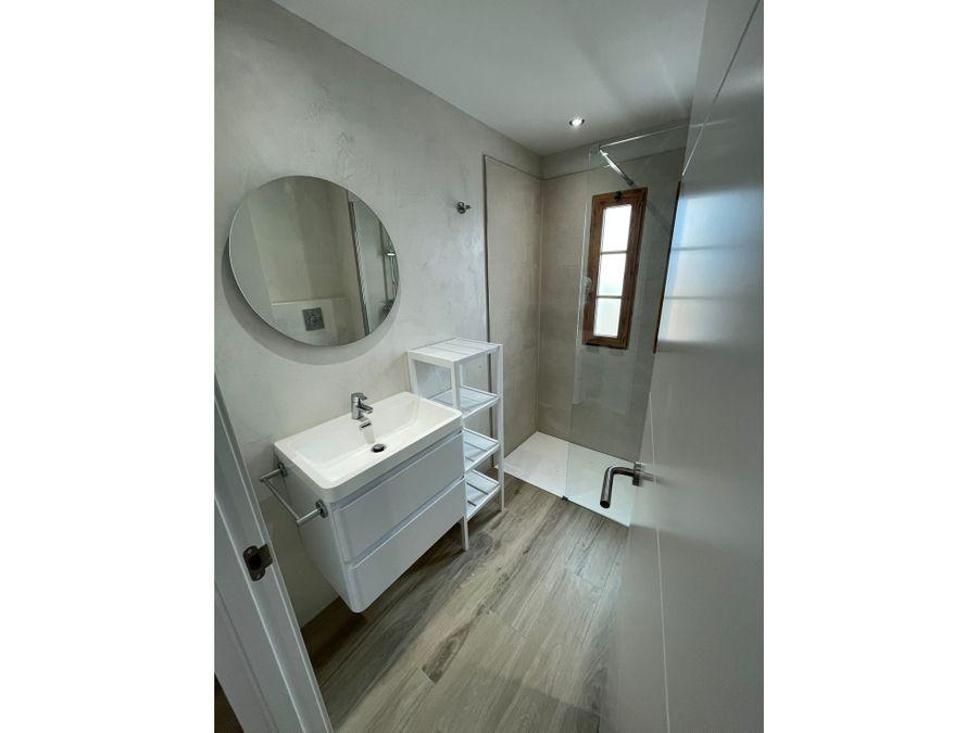 apartamento recien reformado de dos dormitorios en toriviscas bajo