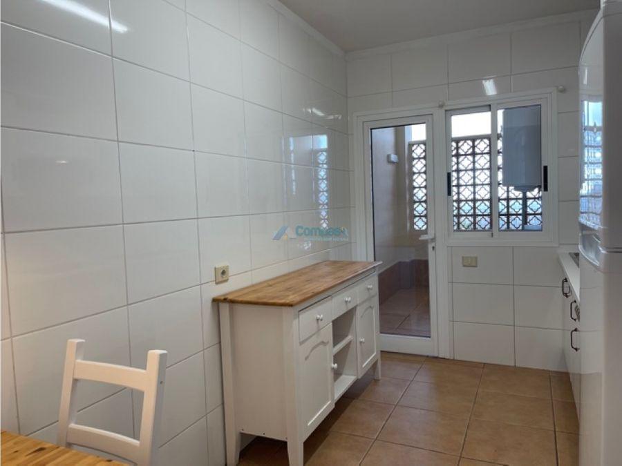 varios apartamentos de 1 2 3 dormitorios en alquiler torviscas bajo