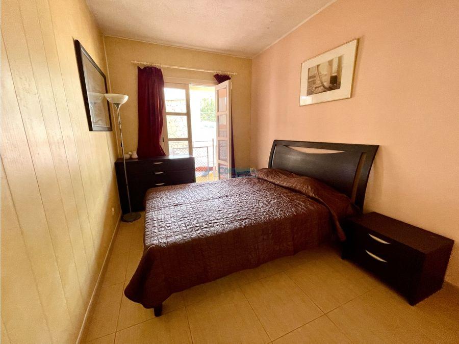 se vende apartamento en complejo orlando torviscas bajo adeje