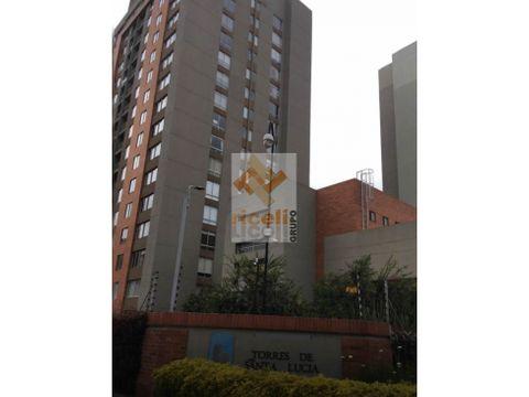 vende apartamento canaima torres de santa lucia ave ao1136