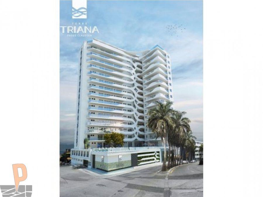 torre triana condo frontal playa norte mazatlan