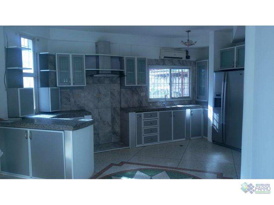 se vende casa en urb carmen isabel anaco ve01 0876anc cr