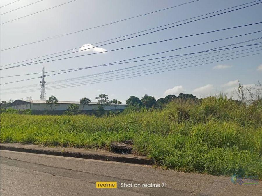 se vende terreno en av bella vista ve01 0894ab mc