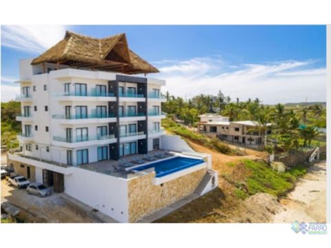 se vende hotel en punta mitabahia de banderas mexico ve02 288mex nr
