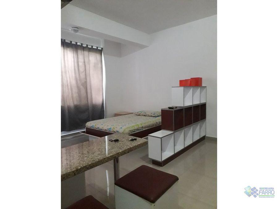 se alquila apartamento tipo estudio en ce san miguel al01 0115zn ro