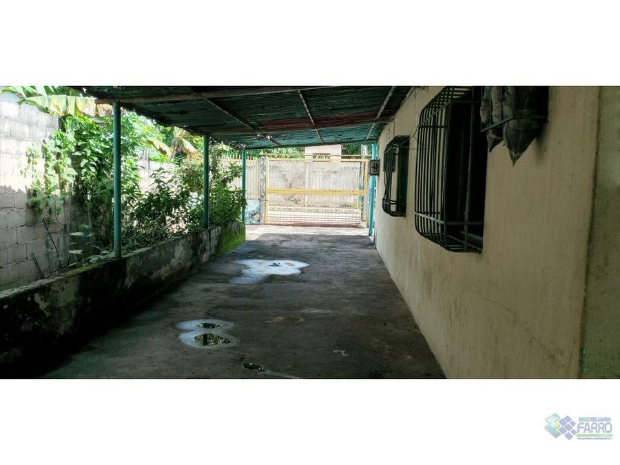 se vende casa en sector cruz de la paloma ve01 0881zi aa