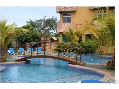 se vende hotel en urb la mira sector playa el agua ve02 067mg ss