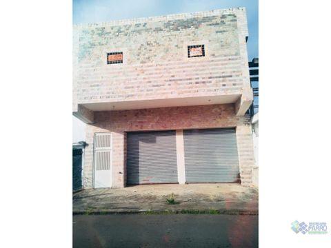 se vendealquila edificio comercial en calle boyaca ve01 0352cb lf