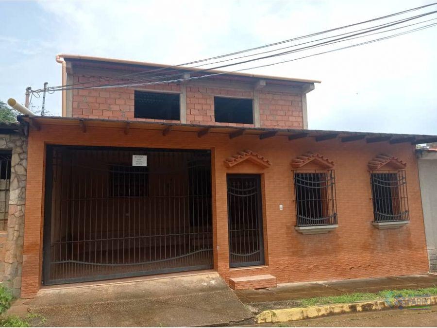 se vende casa en carupano edo sucre ve01 0899ca mc