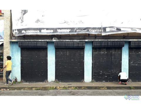se alquila local comercial en calle azcue al01 0035sc ro