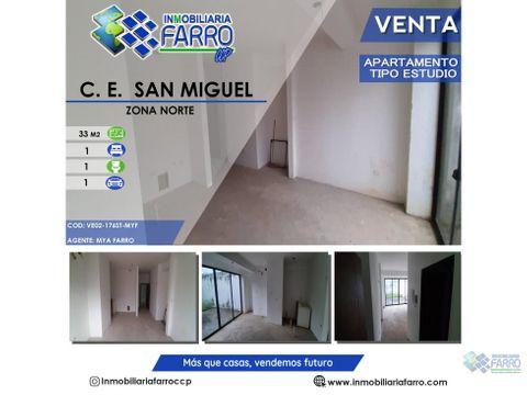 venta de apartamento en ce san miguel ve02 176st myf