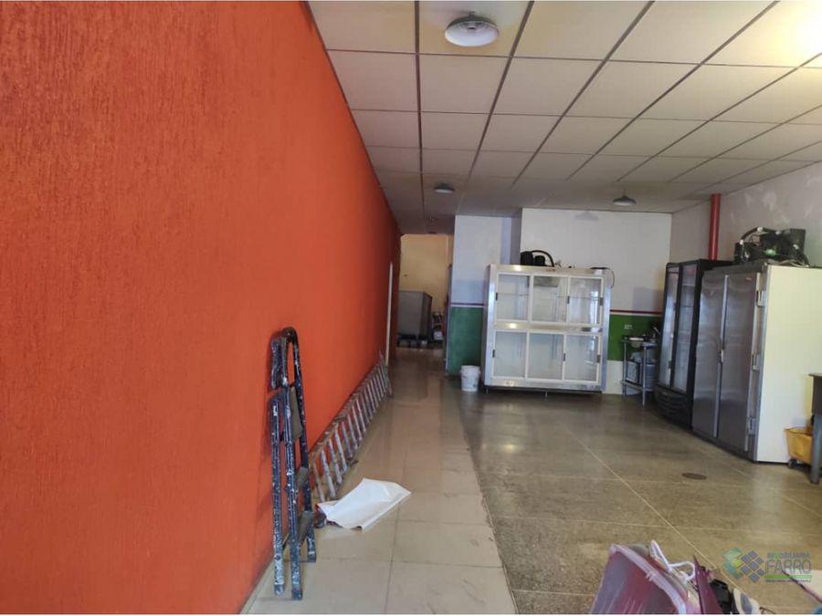 se alquila local en la calle artiga sector centro al02 341sc dd