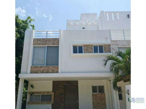 se alquila casa en secuoli25 cancun mexico al02 198mex co