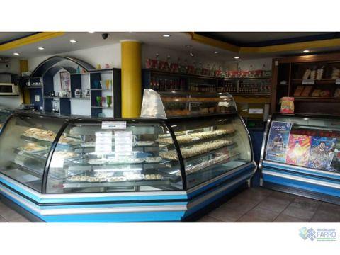 se vende fondo de comercio de panaderia ve01 0660fo mf