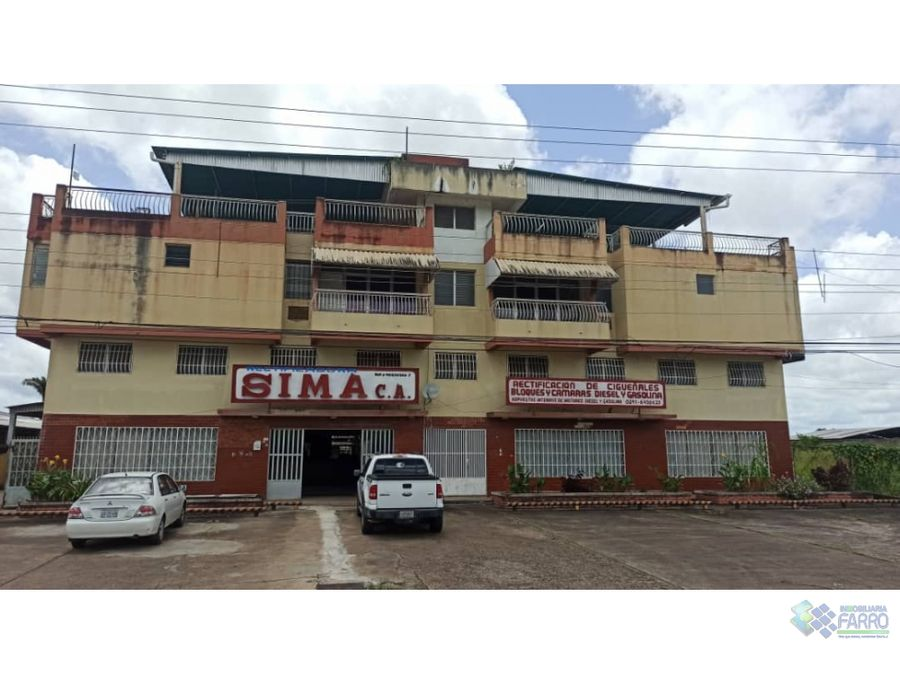 se alquila local y apto en av alirio ugarte pelayo al01 0121zn mf