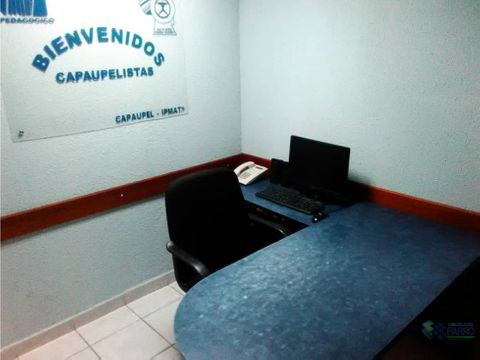 se alquila oficina en cc petroriente al02 007st dr