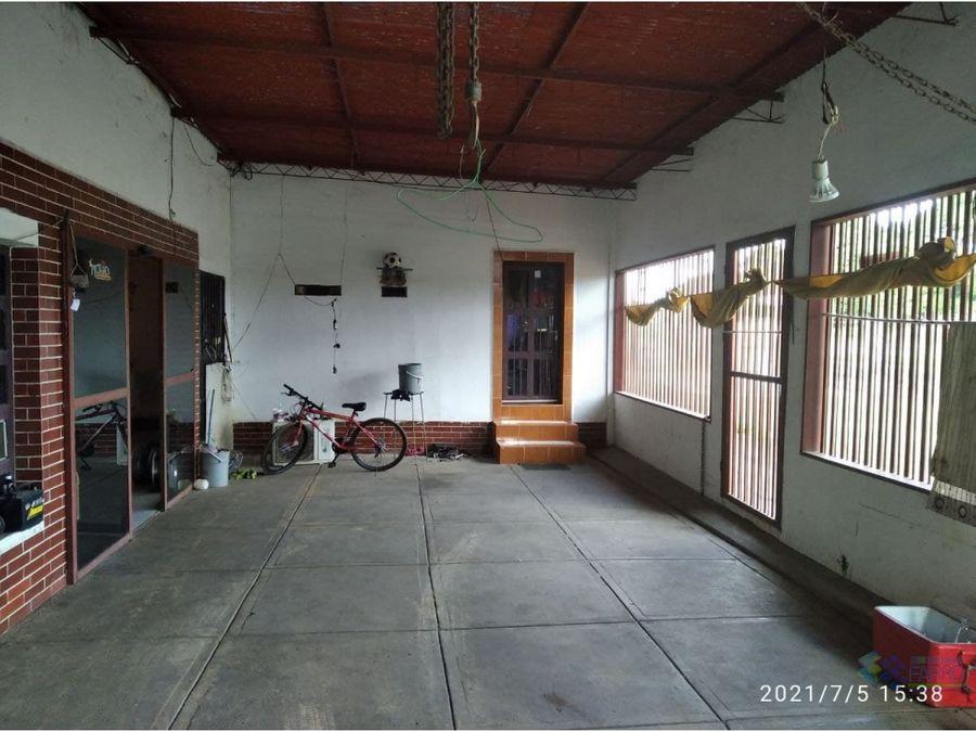 se vende casa local y terreno en temblador ve02 340tb yq