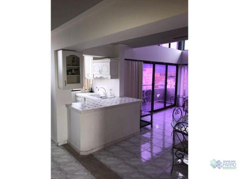 se vende penthouse en conj res ikabaru lecheria ve02 118az lf