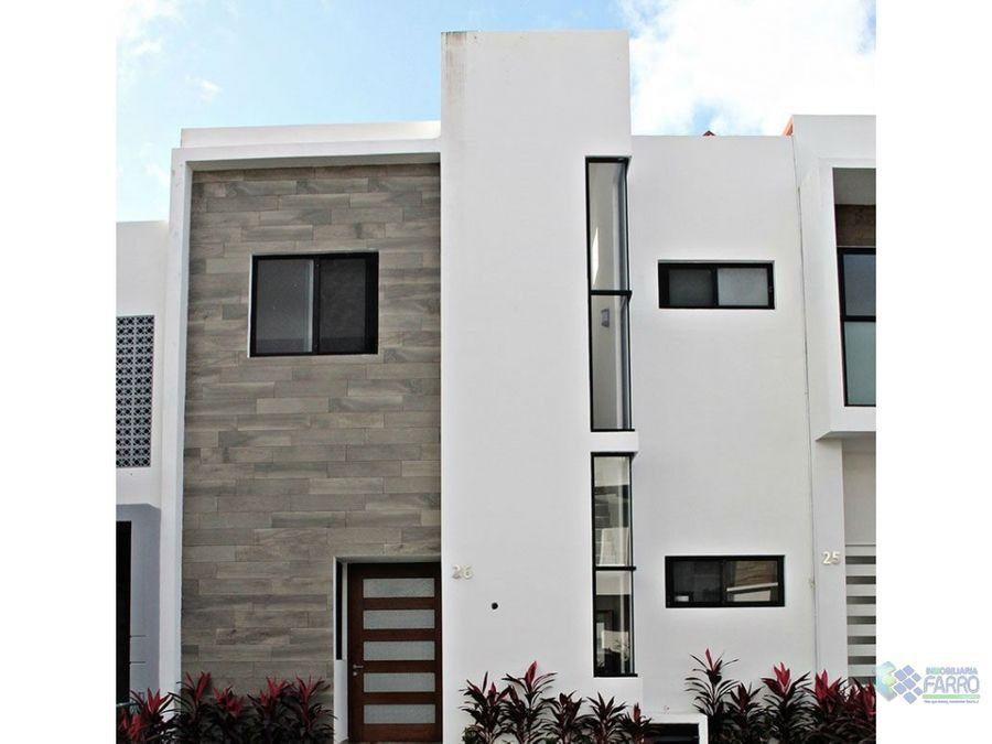se alquila casa en residencial palmaris mexico ve02 369mex co