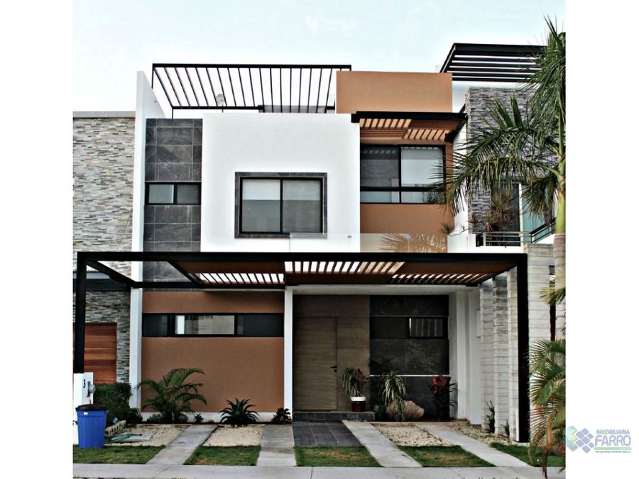 se alquila casa en residencial aqua mexico al02 381mex co
