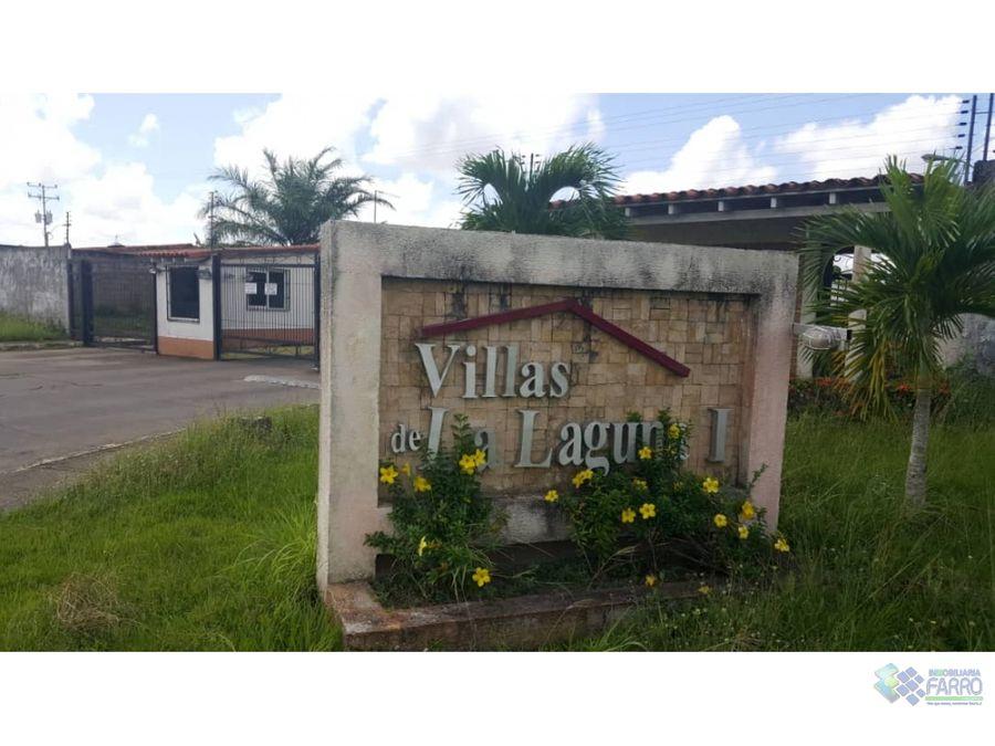se vende casa en urb villas de la laguna i ve02 426st myf