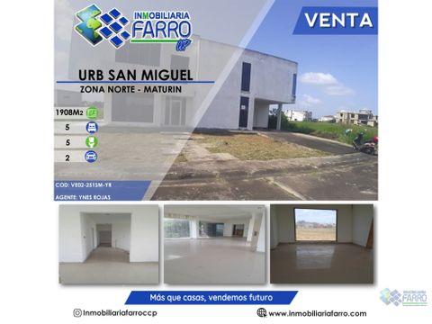venta de casa en urb san miguel country club ve02 251sm yr