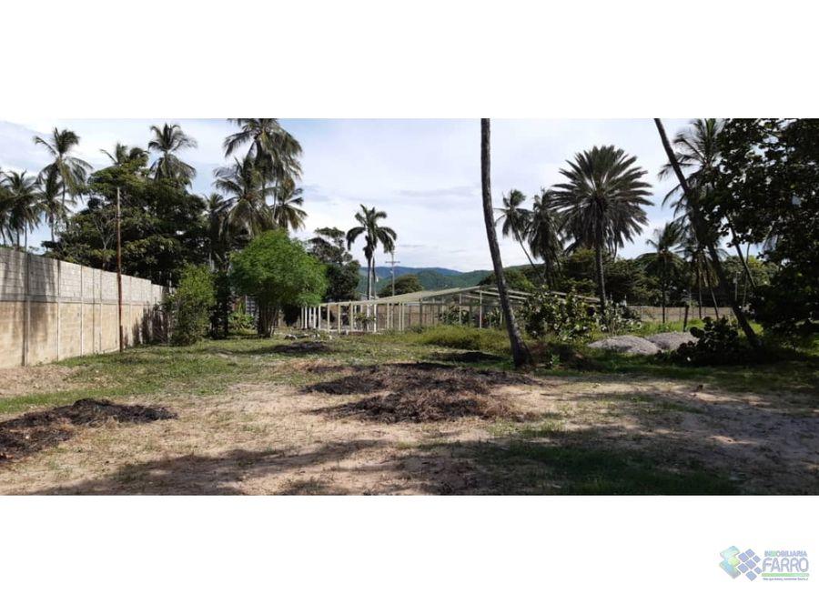 se vende terreno en carupano ve02 322es rg