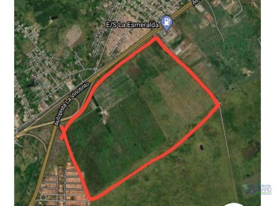 se vende terreno en av bella vista ve01 0861bv mth