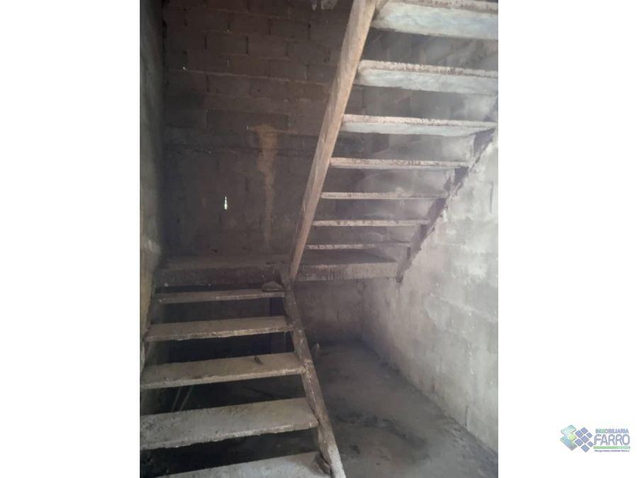 se vende dos town house en calle el tubo juanico ve01 0914sj mc