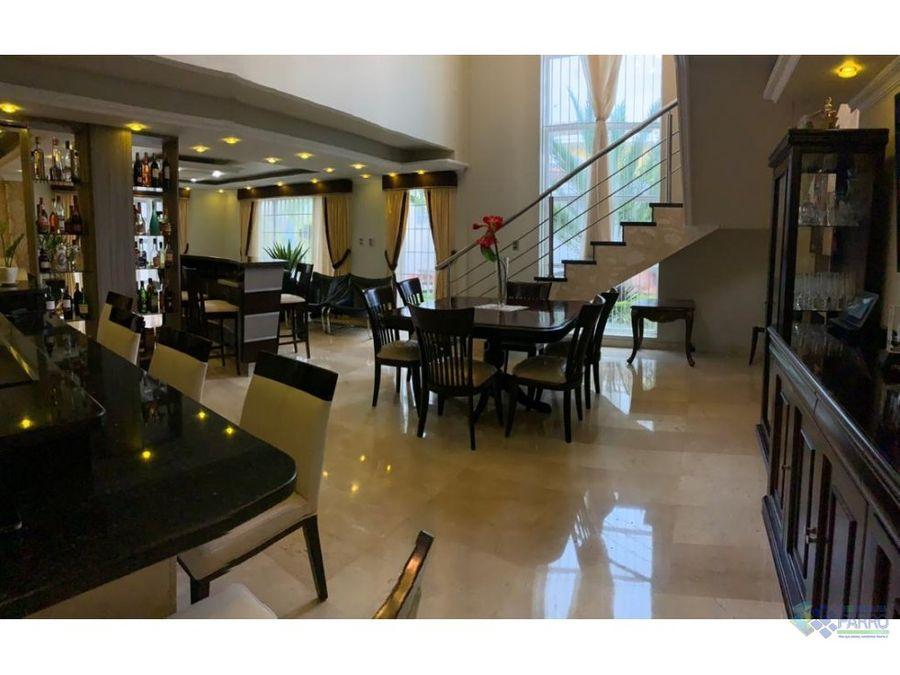 se vende hermosa casa en la urb san miguel ve01 0834sm lpr