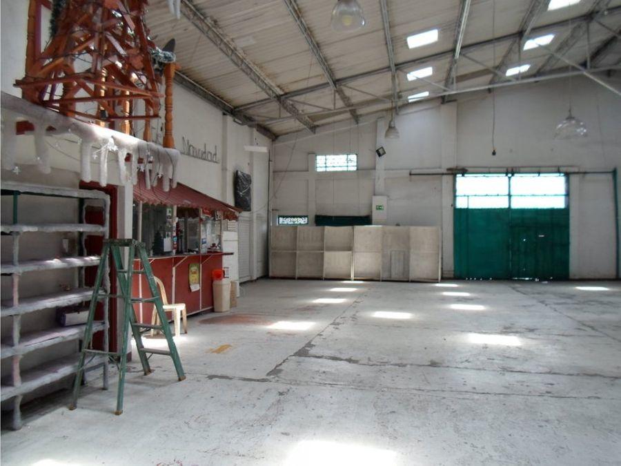 se vende bodega 570 m2 localidad pte aranda