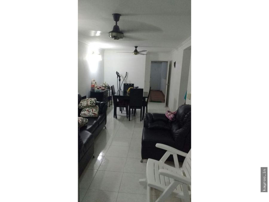 apartamento de 3 habitaciones monteverde