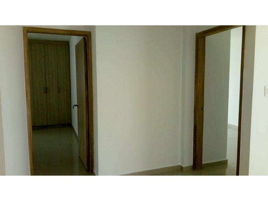 apartamento como nuevo en el norte 2 hab y servic