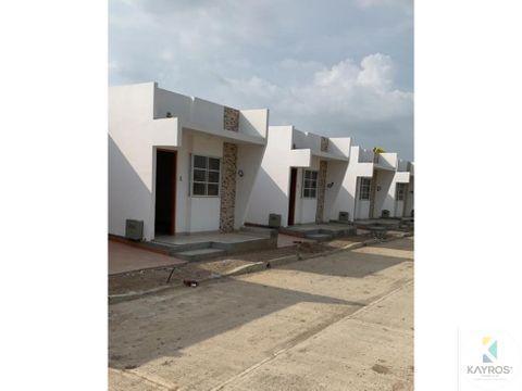 casa nueva con 3 habitaciones en vallejo