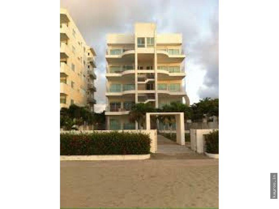 apartamentos covenas frente al mar palo coco