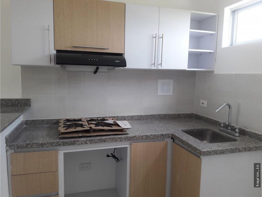 apartamentos de 2 habitaciones nuevo
