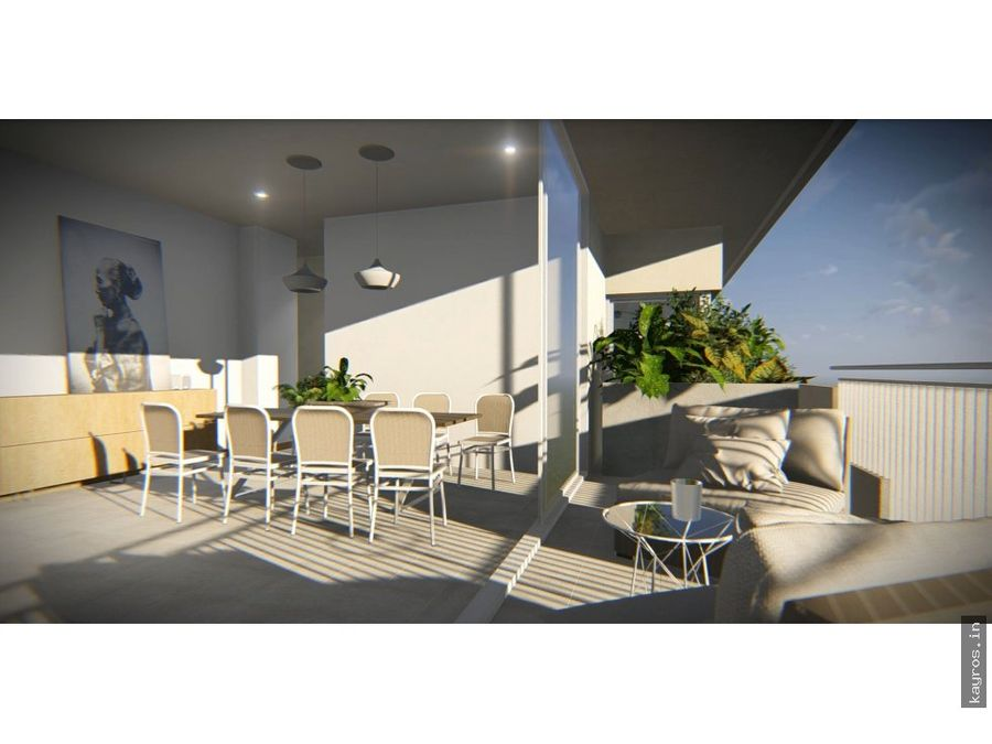 apartamentos bioclimaticos en el recreo